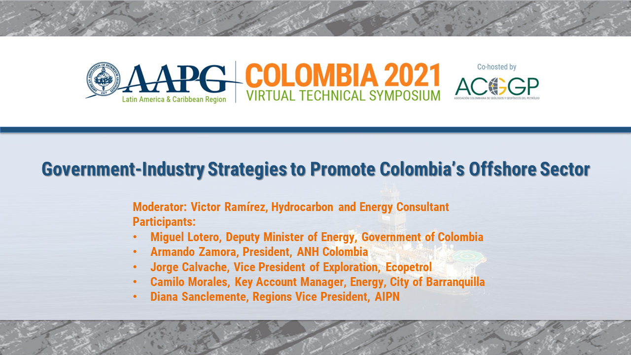 Government-Industry Strategies to Promote Colombia's Offshore Sector