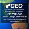 Climate Change and Covid-19: Their Effect on the Middle East and Energy's Future
