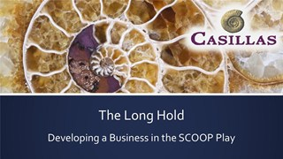 Chris Carson - The Long-Term Hold: Developing the SCOOP Play into A Business