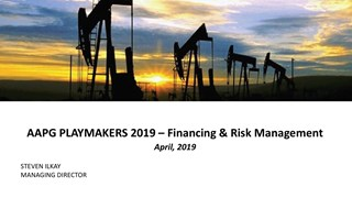 Steve Ilkay - Obtaining Financing: Managing Risks