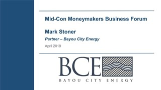Mark Stoner - The Business of Building DrillCos