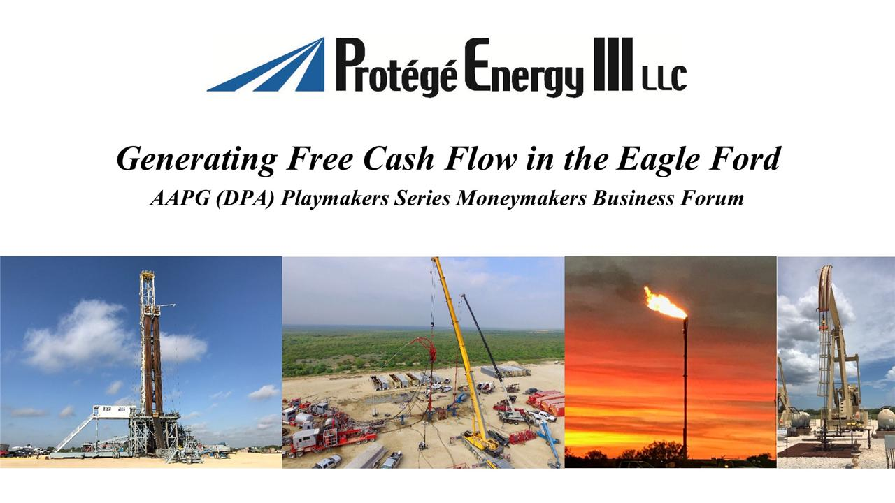 Marty Thalken - Generating Free Cash Flow in the Eagle Ford