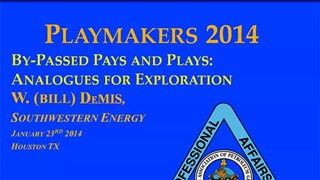 Bill DeMis - Bypassed Pays and Plays