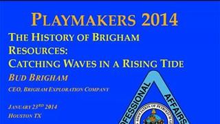Bud Brigham - History of Brigham Exploration