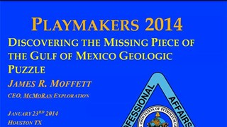Jim Bob Moffett - Deep Gas Play in Gulf of Mexico
