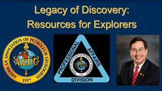 Charles Sternbach - Heritage of Discovery: Resources for Explorers