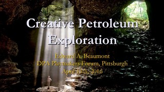 Ted Beaumont - Creative Petroleum Exploration