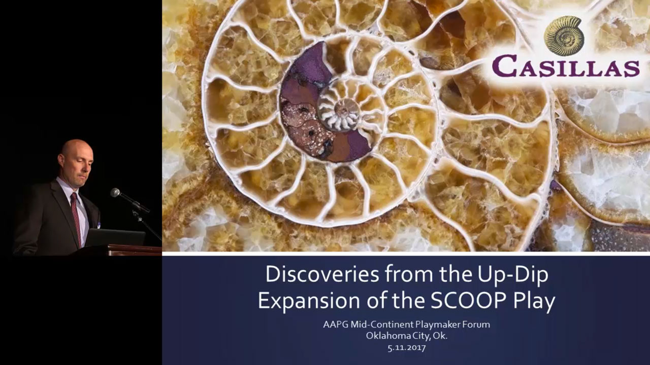 Chris Carson - Discoveries from the Up-Dip Expansion of the SCOOP Play