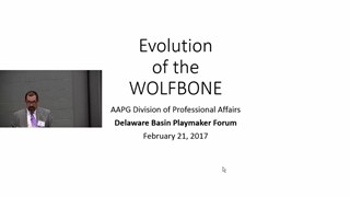 David Grace - Evolution of the Wolfbone Play