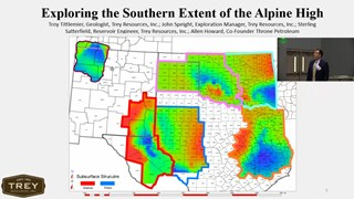 Troy Tittlemier - Exploring the Southern Extent of the Alpine High