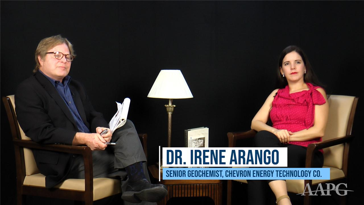 Digging Deeper with Irene Arango