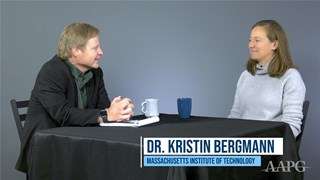 Digging Deeper with Kristin Bergmann