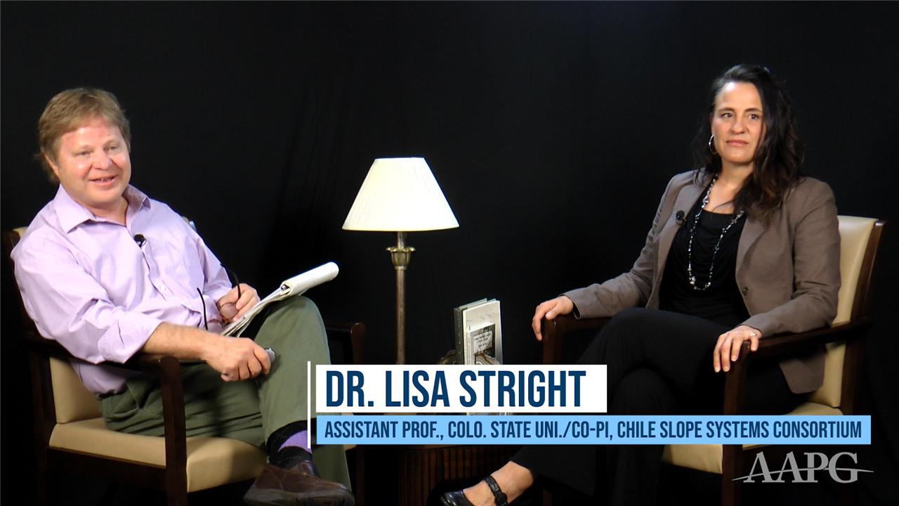 Digging Deeper with Lisa Stright