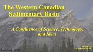 Paul Mackay - The Western Canadian Sedimentary Basin