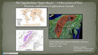 Bill Zagorski - The Appalachian Super Basin