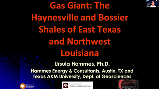 Ursula Hammes - Gas Giant: The Haynesville Shale of East Texas and Northwest Louisiana
