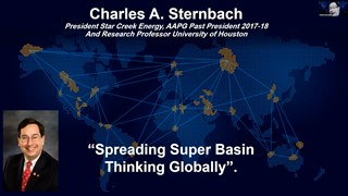 Charles Sternbach - Spreading Super Basin Thinking Globally