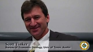 Scott Tinker on how and why he got involved with AAPG
