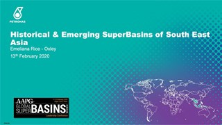 Emeliana Rice-Oxley - Historical and Emerging Petroleum Super Basins of South East Asia