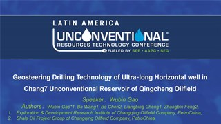 Geosteering Drilling Technology of Ultra-long Horizontal well in Chang 7 Unconventional Reservoir of Qingcheng Oilfield