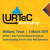 URTeC Workshop - Understanding Parent-Child Well Dynamics