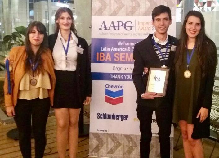 University of Buenos Aires, Buenos Aires, Argentina, 1st Place Team