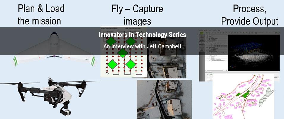 Mapping on a Budget Using Drones and Digital Data