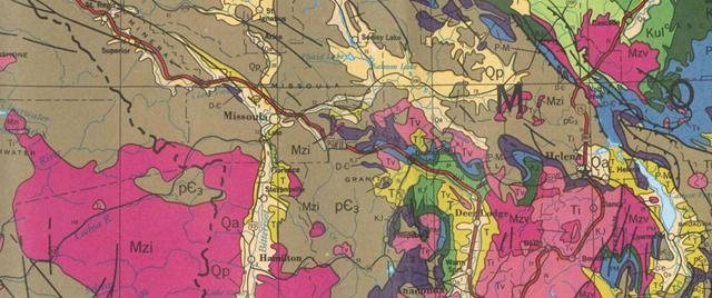 Northern rocky mountain geological highway map download gumiabroncs Gallery