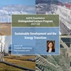 Sustainable Development and the Energy Transition