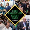 Here's Your FREE Pass to the ICE 2018 Exhibition