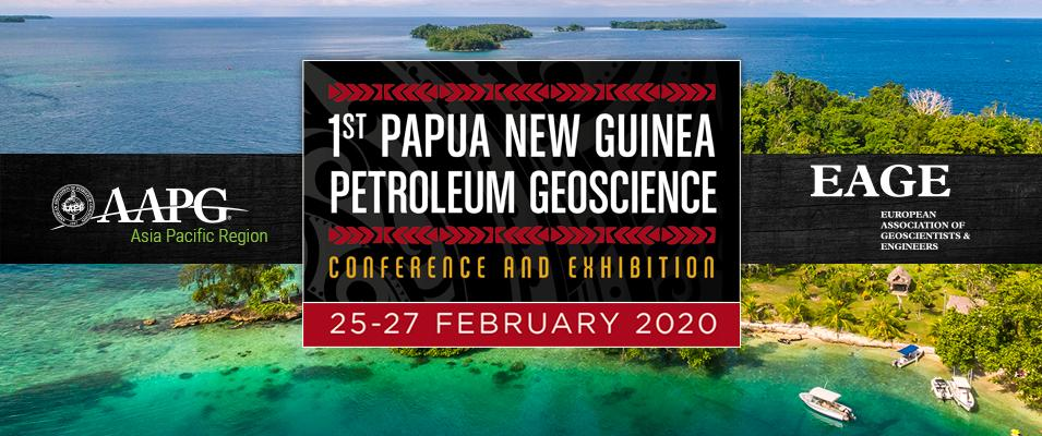 1st AAPG/EAGE PNG Petroleum Geoscience Conference & Exhibition