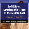 3rd Edition: Stratigraphic Traps of the Middle East (On Demand)
