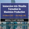 Immersion into Shuaiba Formation to Maximize Production – Call for E-Posters