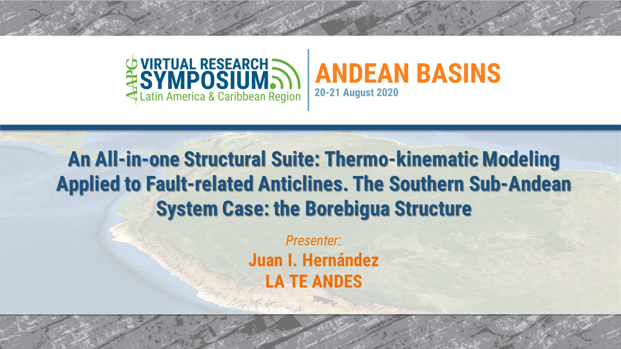 An All-in-one Structural Suite: Thermo-kinematic Modeling Applied to Fault-related Anticlines. The Southern Sub-Andean System Case: the Borebigua Structure