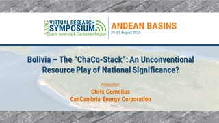 Bolivia – The 'ChaCo-Stack': An Unconventional Resource Play of National Significance?