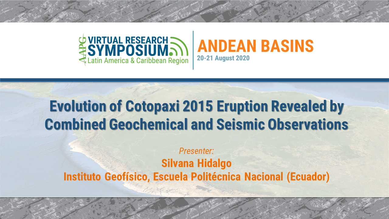 Evolution of Cotopaxi 2015 Eruption Revealed by Combined Geochemical and Seismic Observations