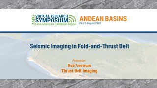 Seismic Imaging in Fold-and-Thrust Belt