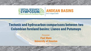 Tectonic and Hydrocarbon Comparisons Between Two Colombian Foreland Basins: Llanos and Putumayo