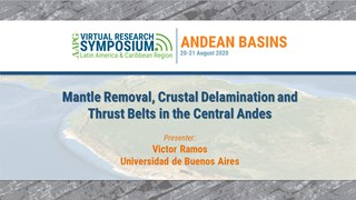 Mantle Removal, Crustal Delamination and Thrust Belts in the Central Andes