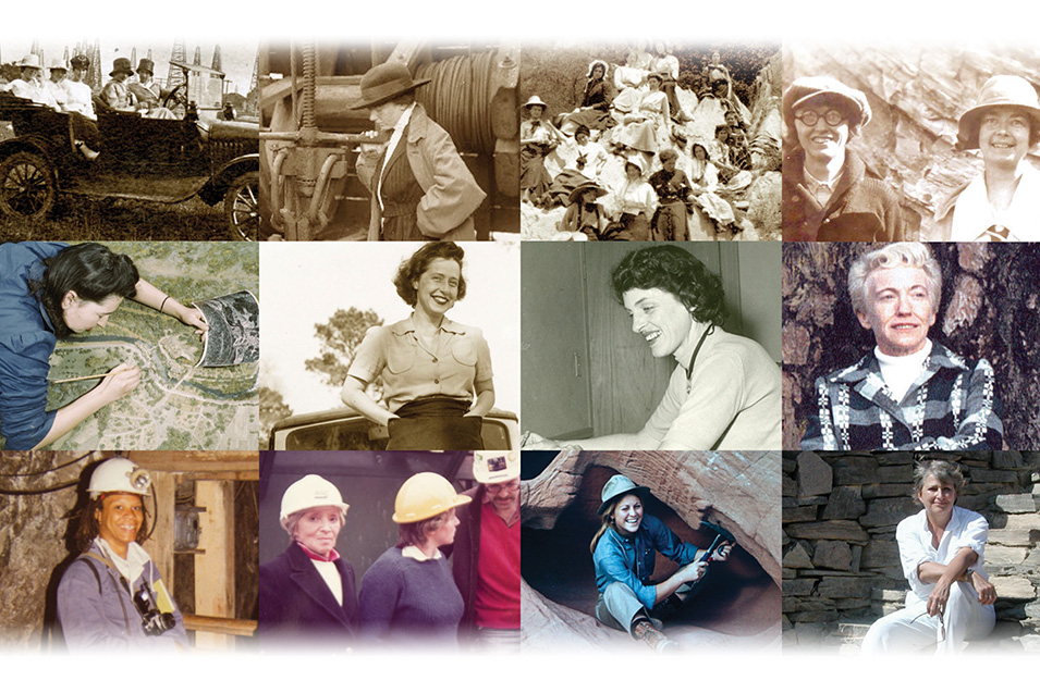 'Rock Stars: Women in Petroleum Geology' Finds New Audiences