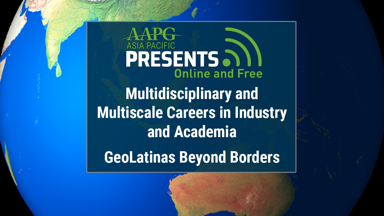 GeoLatinas Beyond Borders: Multidisciplinary and Multiscale Careers in Industry and Academia