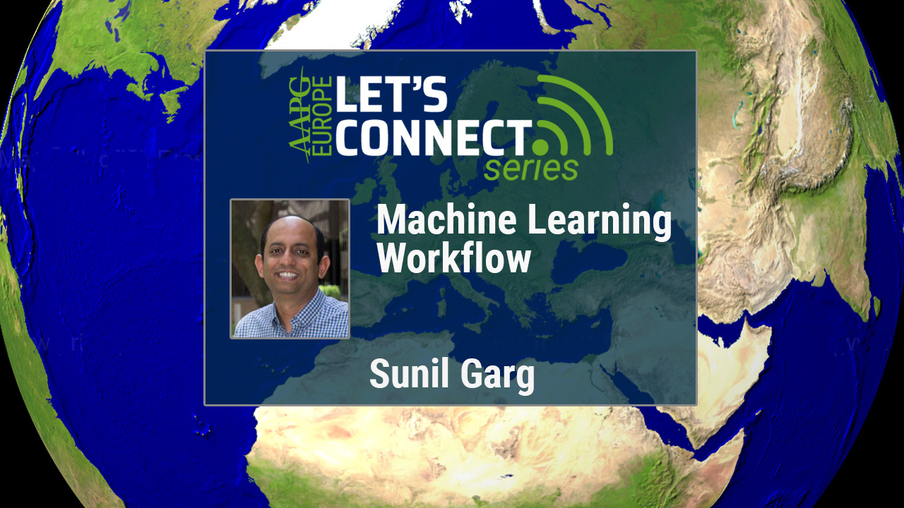 Sunil Garg - Machine Learning Workflow
