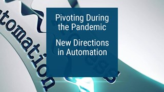 Pivoting Week 8: New Directions in Automation