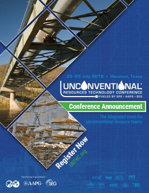 URTeC 2018  Program Book