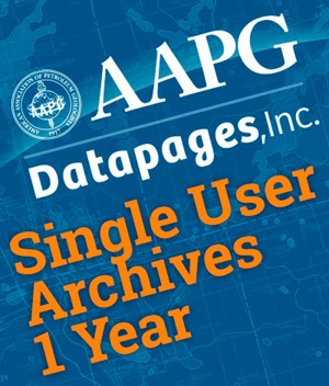 AAPG Member Full 1 Year Subscription