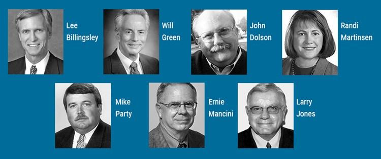 2006-2007 AAPG Executive Committee