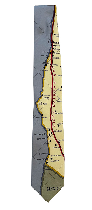 san-andres fault tie