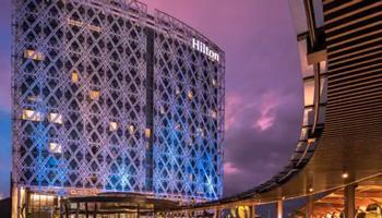 Papua New Guinea, Port Moresby - Hilton Hotel Port Moresby