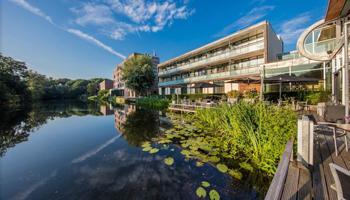 Utrecht, Netherlands - Hotel Mitland
