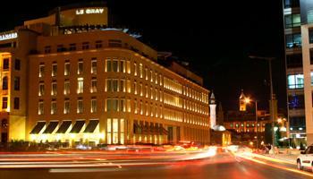 Beirut, Lebanon - Le Gray Hotel
